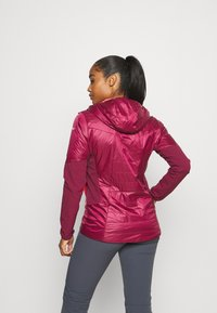 Salewa - ORTLES HYBRID - Outdoor jacket - rhodo red - 2