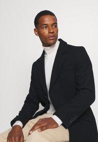 Antony Morato - COAT RUSSEL SLIM FIT - Classic coat - black - 3