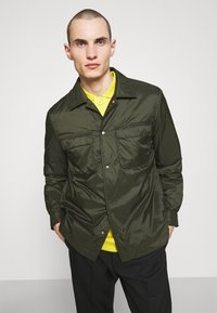 NN07 - COLUMBO  - Light jacket - dark army - 0