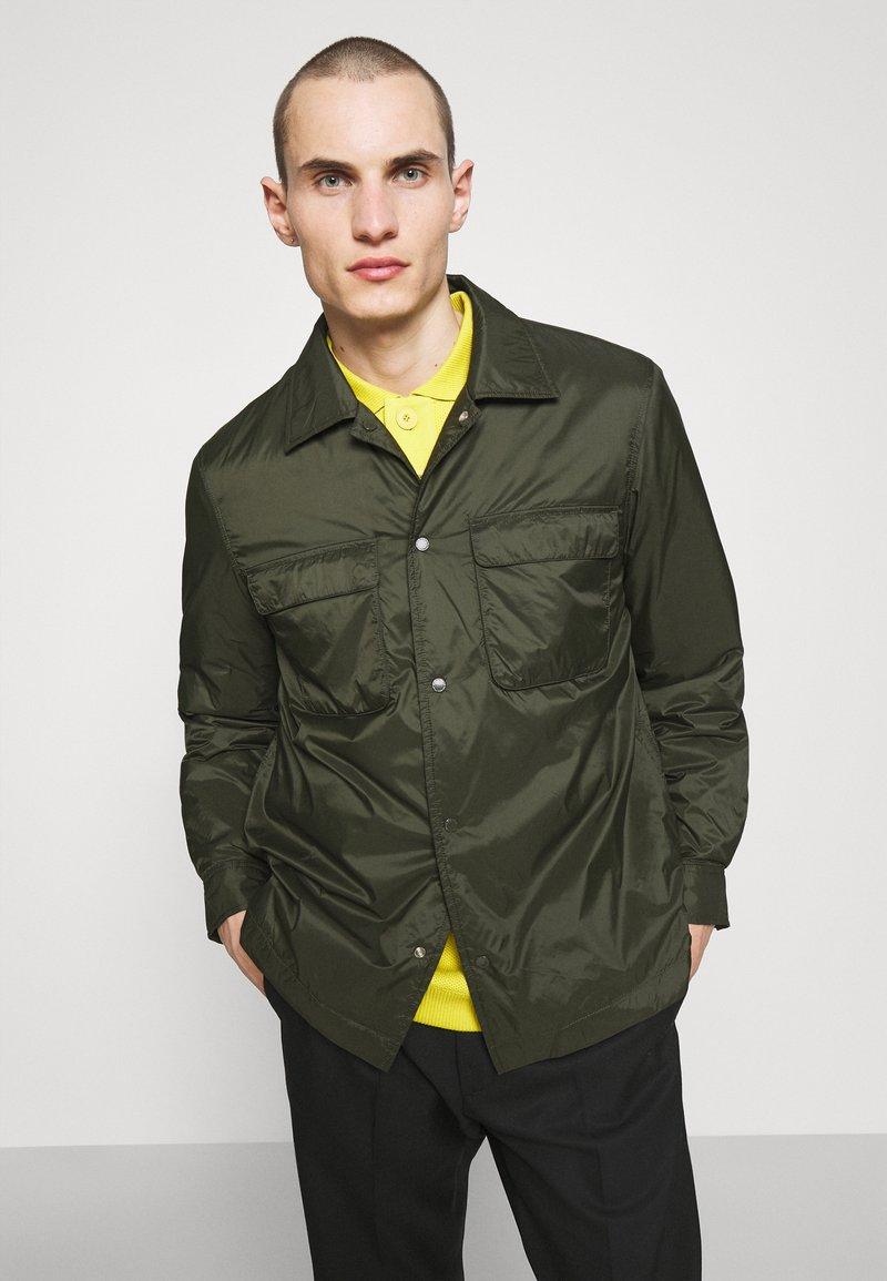 NN07 - COLUMBO  - Light jacket - dark army