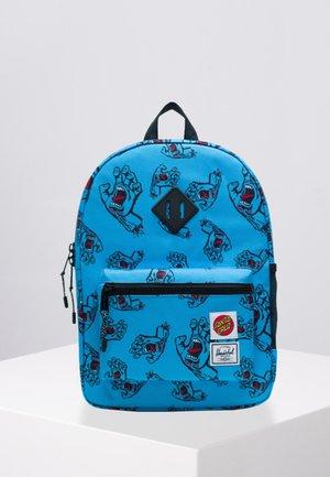 HERITAGE - School bag - blue