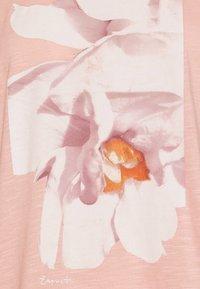 Esprit - TEE - Print T-shirt - nude - 2
