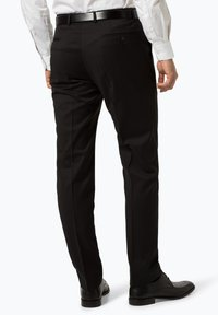 Andrew James - Suit trousers - black - 2