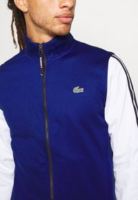 Lacoste Sport - TENNIS JACKET - Training jacket - cosmic/white - 5