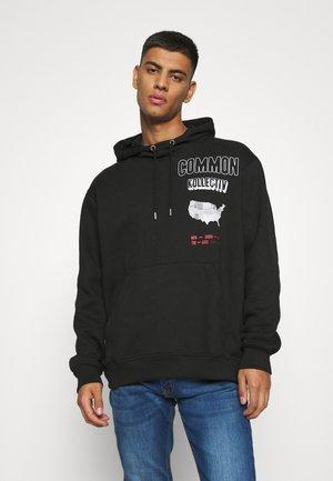 NEW ORDER HOODIE UNISEX - Sweatshirt - black