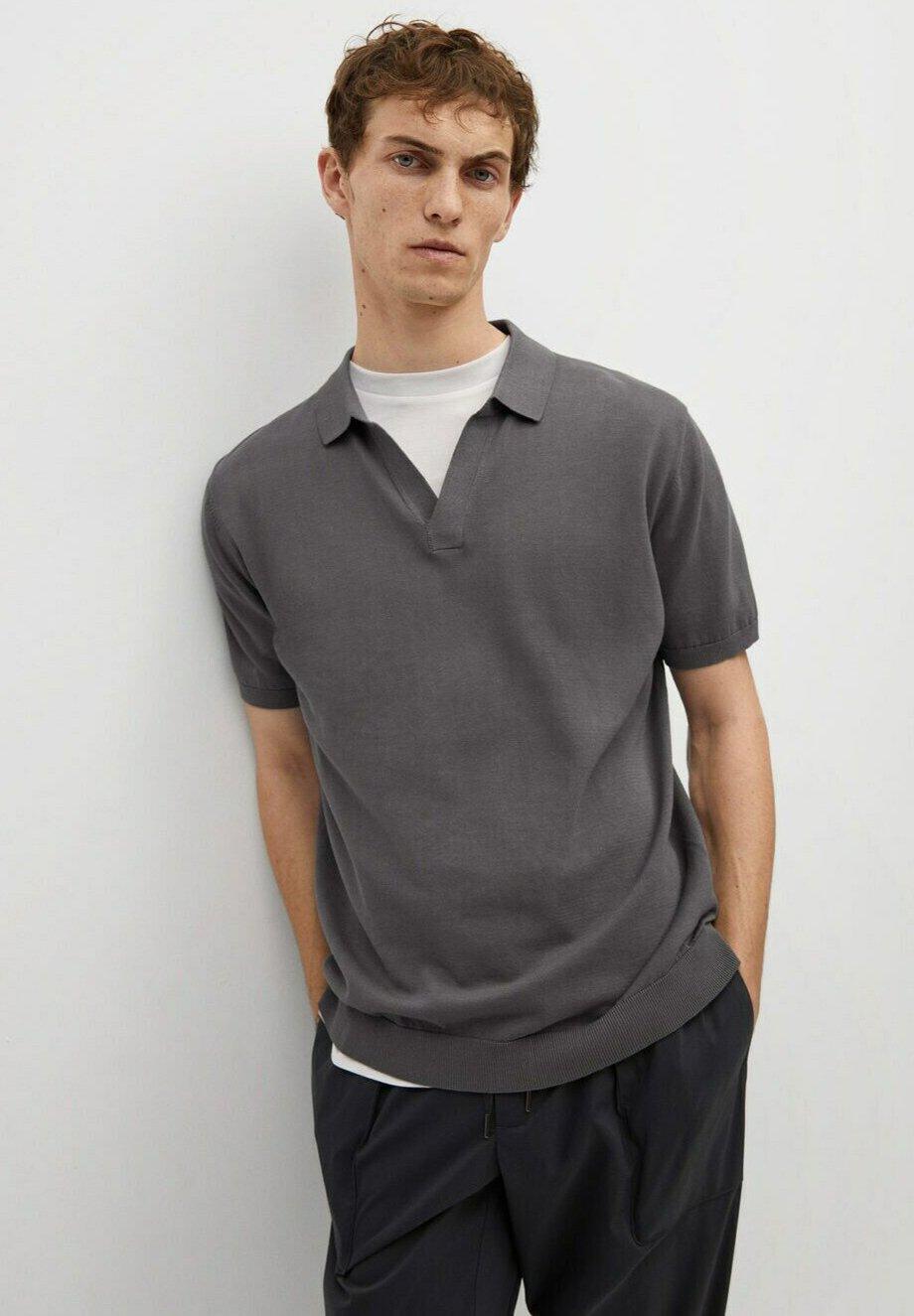 Men PREMIUM BOMULL - Polo shirt