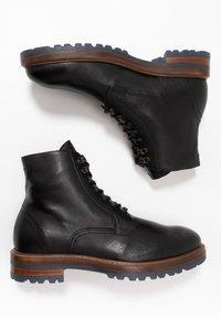 Giorgio 1958 - Šněrovací kotníkové boty - frida nero - 1