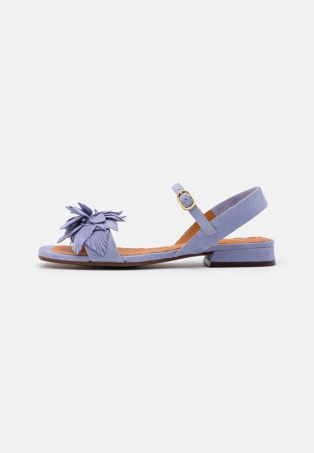 TADUL - Sandaalit nilkkaremmillä - lilac