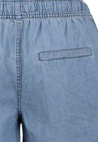 Sublevel - Denim shorts - middle-blue - 7