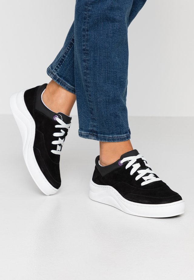 RUBY ANN - Sneaker low - black