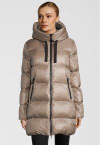 No.1 Como - Down coat - beige - 0