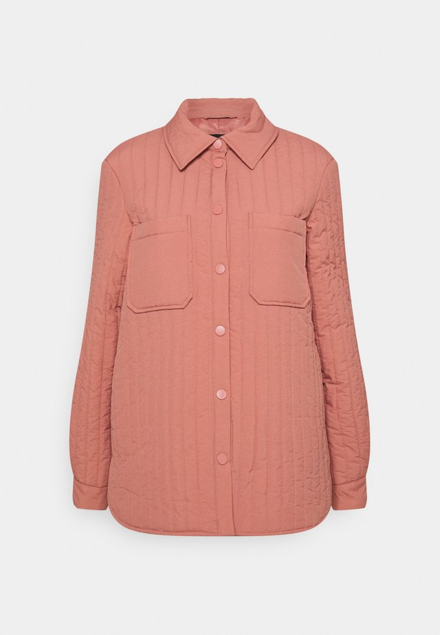 PCGRETZEL - Light jacket - canyon rose