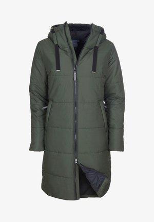 VEGAN  - Winter coat - forest