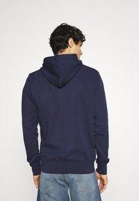 GANT - SUMMER HOODIE - Sweatshirt - classic blue - 2
