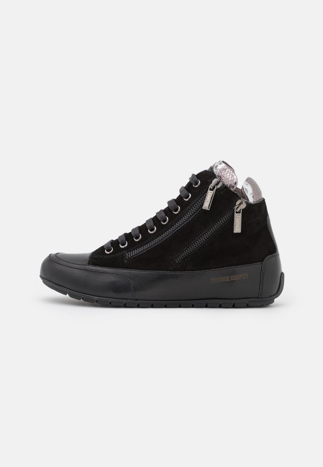 LUCIA ZIP - High-top trainers - nero
