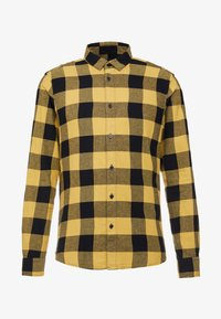 Only & Sons - ONSGUDMUND CHECKED - Skjorta - burnished gold - 4