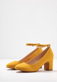 Anna Field - Classic heels - yellow - 4
