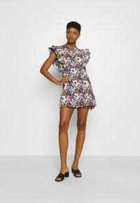 Trendyol - Day dress - brown - 1