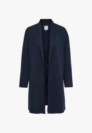 ONLNEVE CARA COATIGAN - Sportovní sako - navy blazer