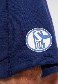 Umbro - FC SCHALKE 04 PRO  - Sports shorts - medieval blue/evening blue - 5