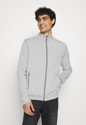 JACKET - Kardigan - beige/grey