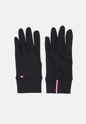 WOMEN'S TOUCH GLOVES - Gloves - black
