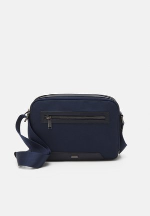 TECHNO ECO DAY BAG - Across body bag - navy/blue