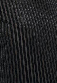 Monki - PIRA - Långärmad tröja - black - 6