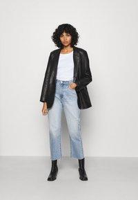 Abrand Jeans - VENICE - Straight leg jeans - aqua aura - 1