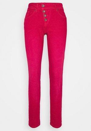 MALIBU - Jeans Skinny Fit - raspberry wine