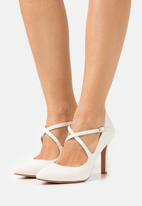 Anna Field - Zapatos altos - white - 0