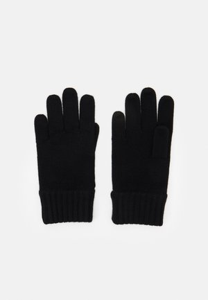 APPAREL ACCESSORIES GLOVE UNISEX - Gloves - black