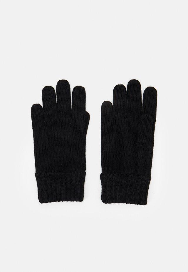 APPAREL ACCESSORIES GLOVE UNISEX - Handsker - black
