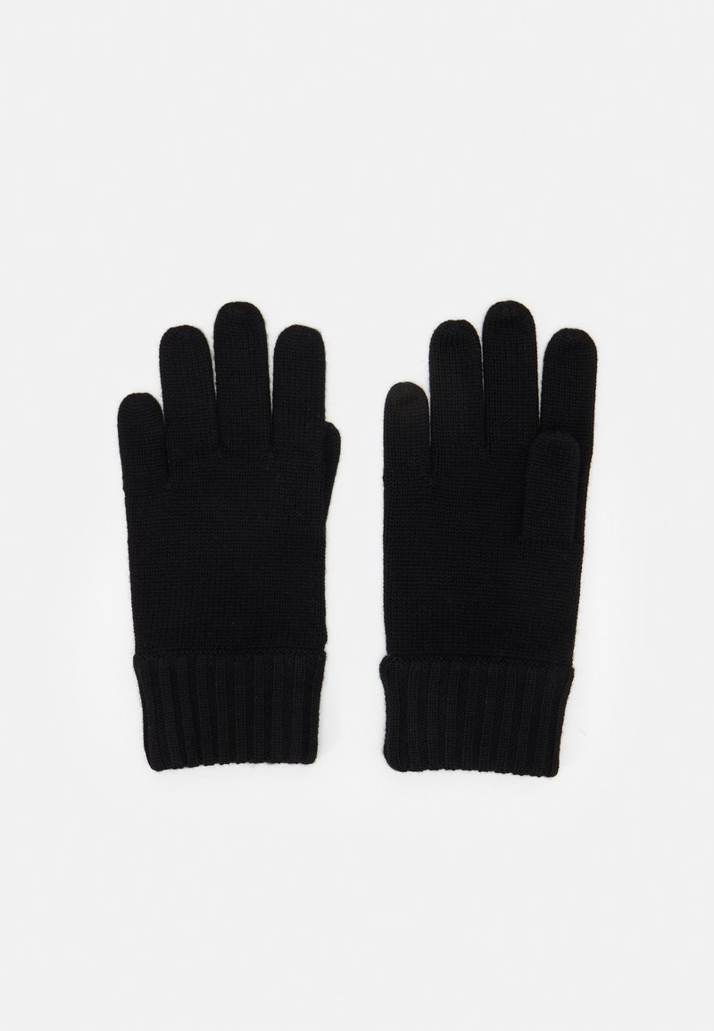 Polo Ralph Lauren - APPAREL ACCESSORIES GLOVE UNISEX - Rukavice - black