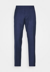 Isaac Dewhirst - CHECK SUIT - Suit - blue - 6