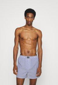 Polo Ralph Lauren - 3 PACK  - Boxer shorts - dark blue - 0