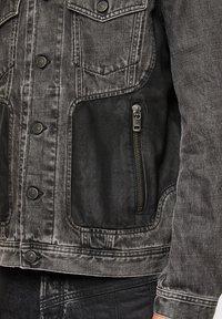 Diesel - Giacca di jeans - black - 5