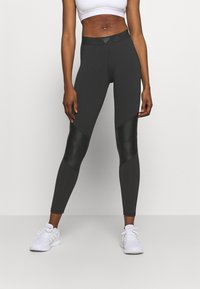 adidas Performance - ASK GLAM - Leggings - black - 0
