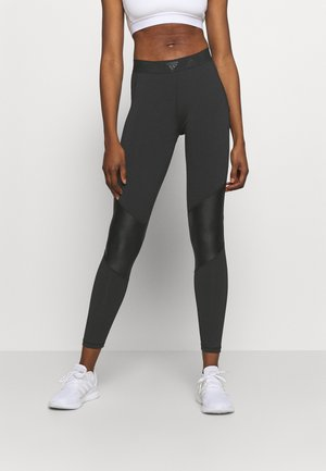 ASK GLAM - Legginsy - black