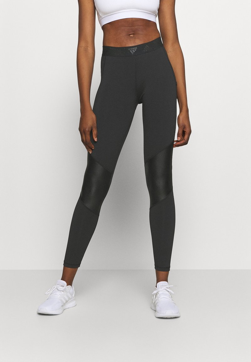 adidas Performance - ASK GLAM - Leggings - black