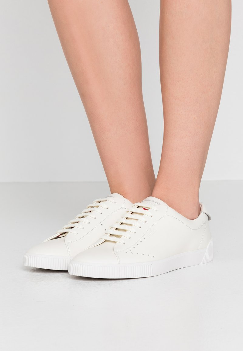 HUGO - Zapatillas - white