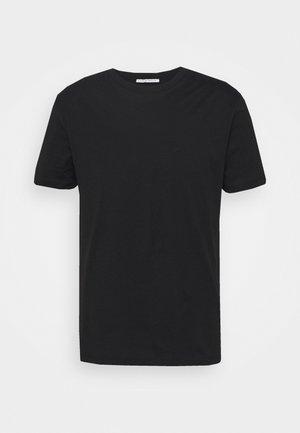 DILLAN - Basic T-shirt - black