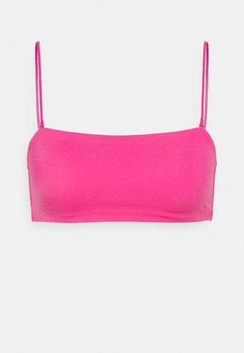 BAY SWIM - Bikini top - bright pink