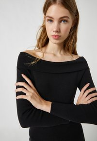 PULL&BEAR - Day dress - black - 3