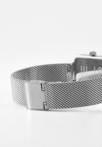 Cluse - LA TETRAGONE - Watch - silver-coloured/white - 1