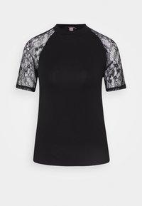 Anna Field - Camiseta estampada - black - 3