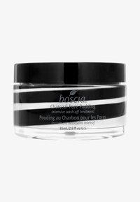 Boscia - CHARCOAL PORE PUDDING - Face mask - black/white - 0