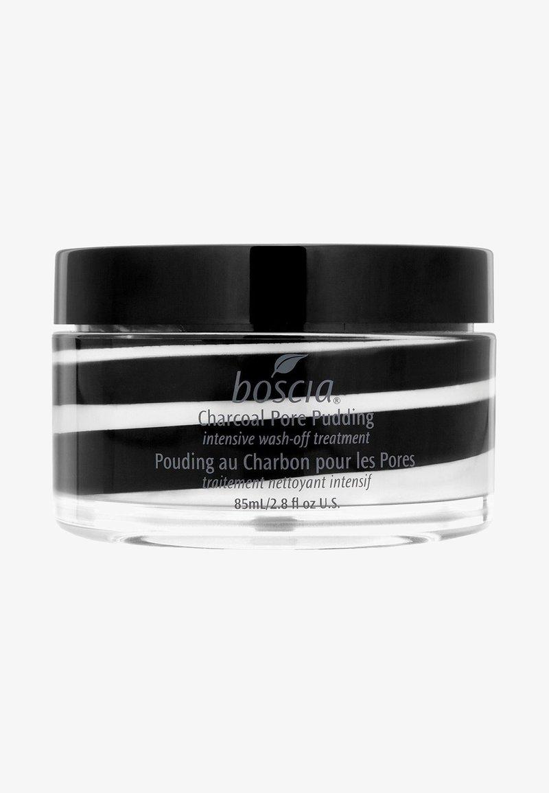 Boscia - CHARCOAL PORE PUDDING - Face mask - black/white