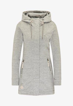 LETTY - Zip-up hoodie - grey