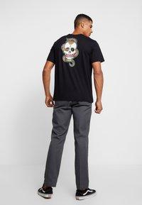 Element - ABYSS  - Print T-shirt - flint black - 2